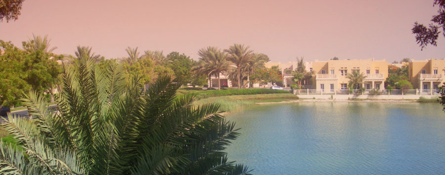 Rent villa in Jumeirah Park